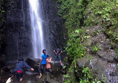 Air Terjun Srambang