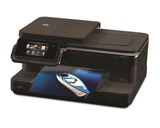 Spesifikasi HP Photosmart 7510 Dan harga terbaru