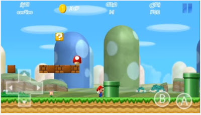 Game Super Mario Bross 3D Android