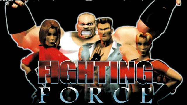 تحميل لعبة فتوات الشوارع Fighting Force للكمبيوتر كاملة برابط واحد مباشر ميديا فاير مضغوطة
