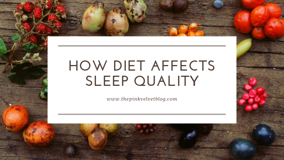 How Diet Affects Sleep Quality