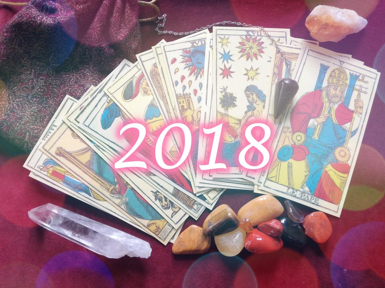 2019 Tarot: Discover your annual Tarot card predictions