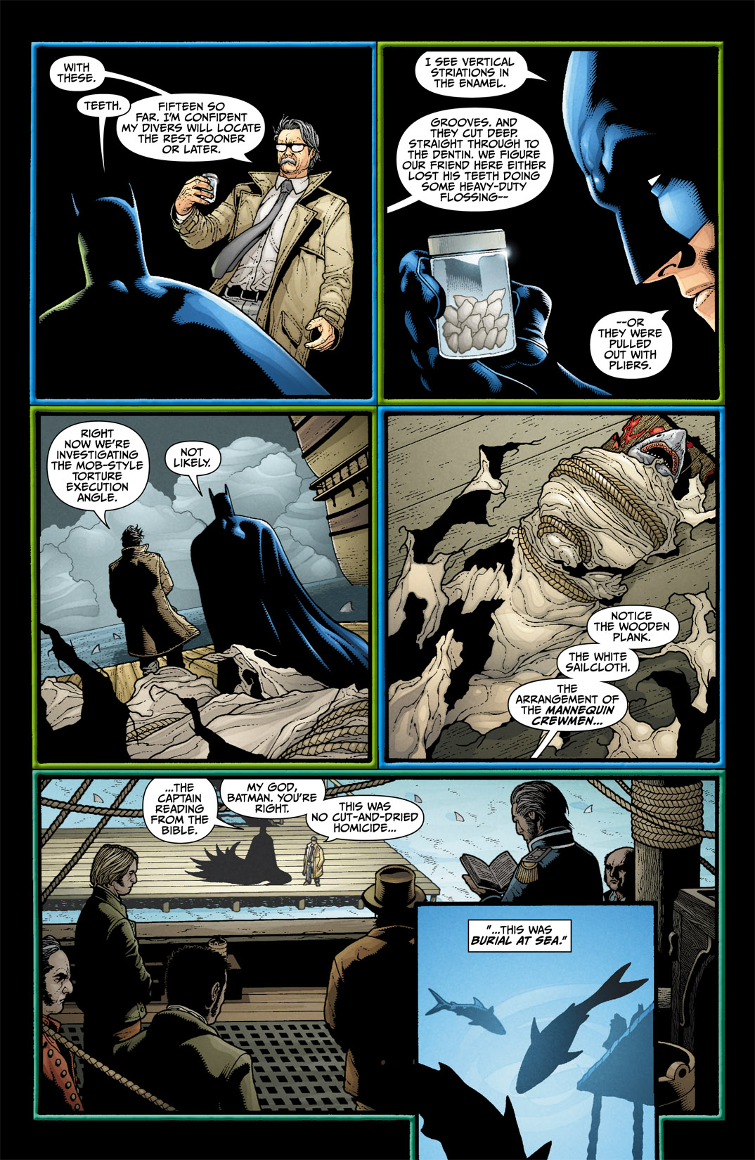 Detective Comics (1937) 832 Page 2