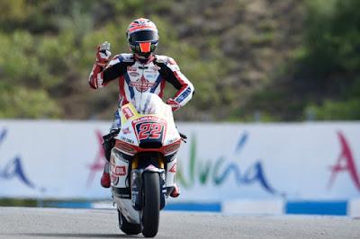 Hasil Lengkap Kualifikasi Moto2 Jerez, Spanyol 2016