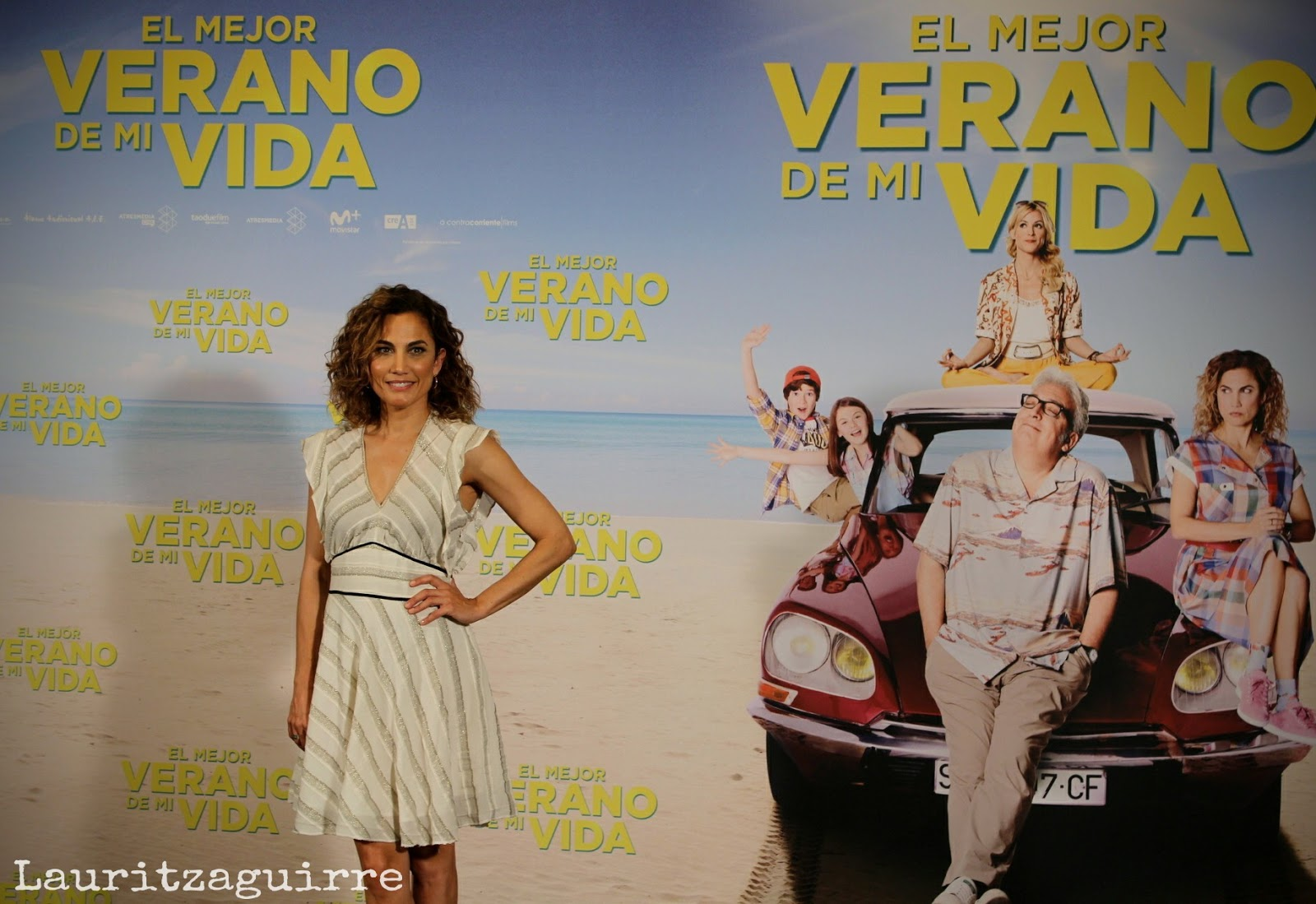 Anastasia Acosta Cero En Conducta estrenos]: `el mejor verano de mi vida´ (2018): un poco de
