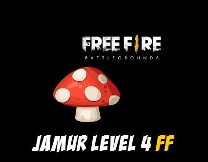 Inilah Tempat Jamur Level 4 di Free Fire Banyak Ditemukan