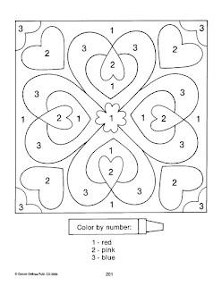 Flor-por-numeros-sencillos-colorear