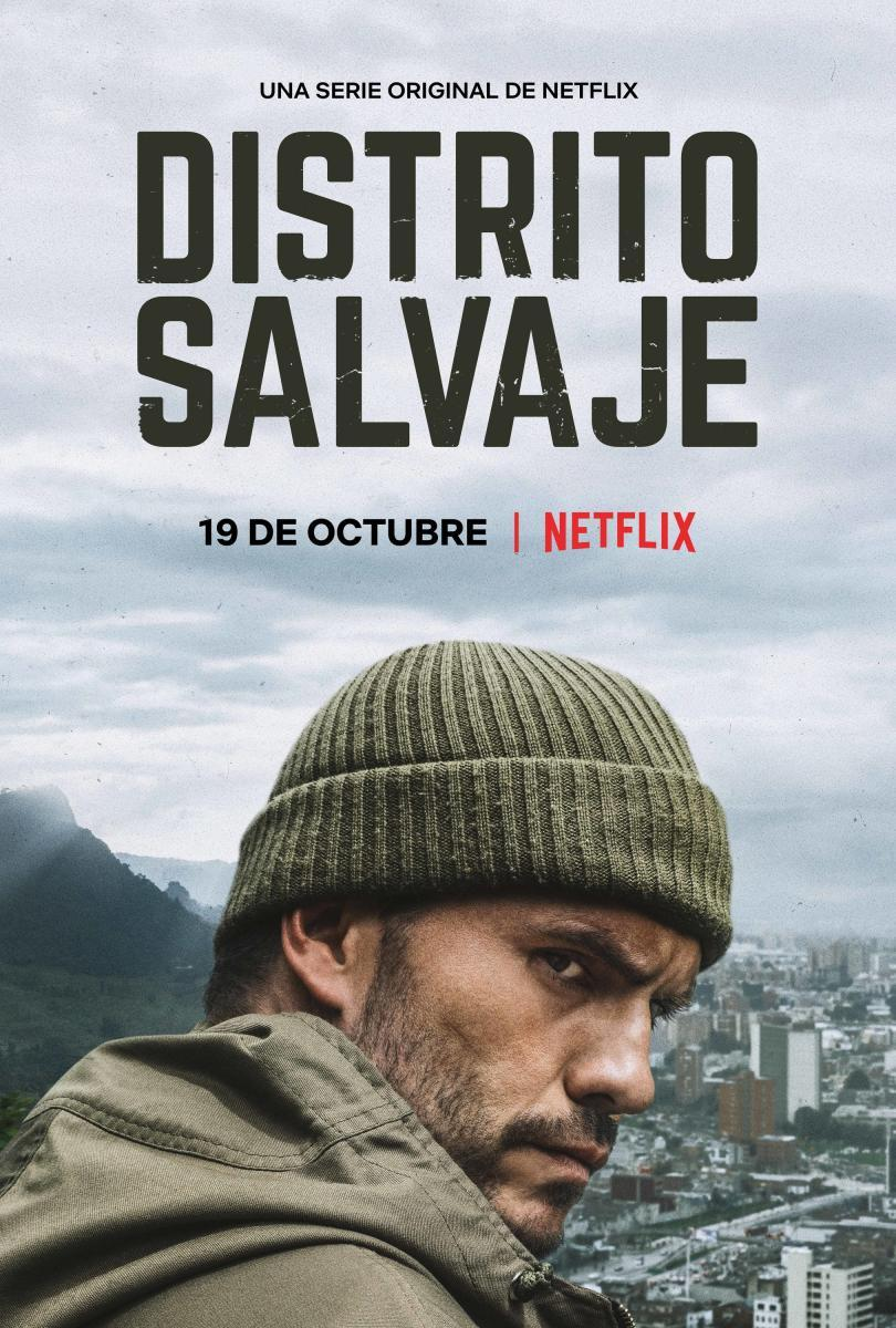 Distrito Salvaje 2018 Latino T1 Completo WEB-DL 720 Zippy