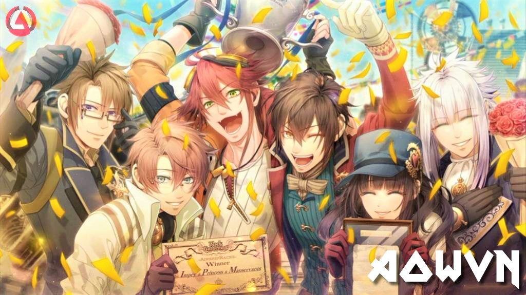 Code ealize 1 - [ Anime 3gp Mp4 ] Code: Realize: Sousei no Himegimi | Vietsub - Công Chúa Của Sự Tái Sinh