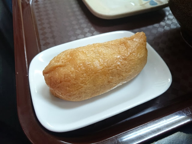 いなり寿司の写真