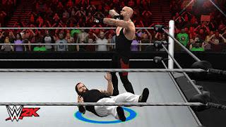 Game Smackdown WWE 2K APK