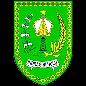 Logo Kabupaten Indragiri Hulu PNG