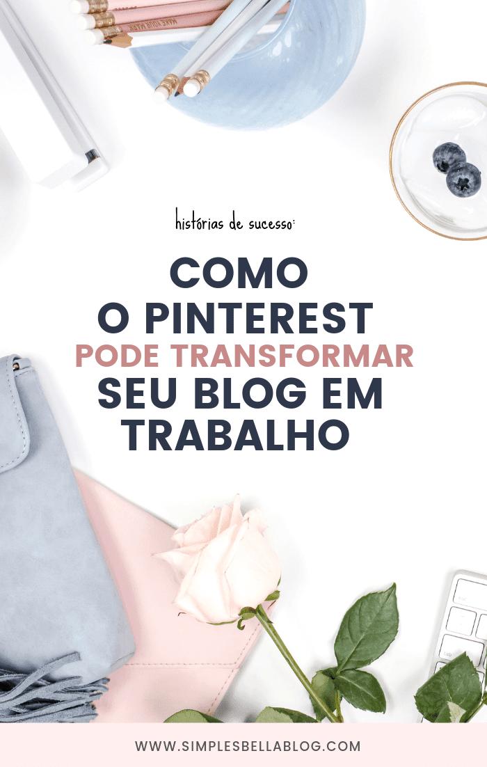 Como ganhar dinheiro com seu blog usando o Pinterest