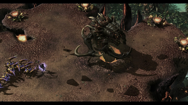 StarCraft 2 | Big Ancient Zergs