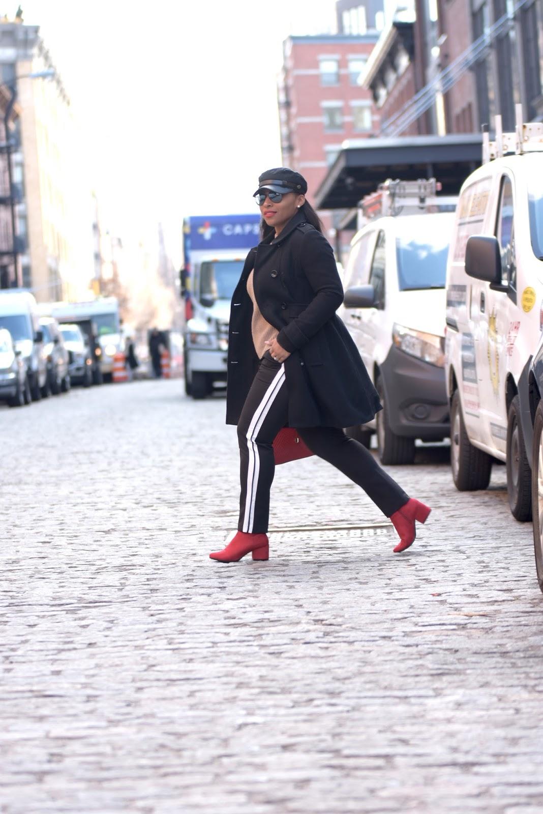 NYFW, Pamella Roland, Pier 59, Nyfw 2018, Samsung, WWD Style Dimension, fashion blogger, pregnant fashion
