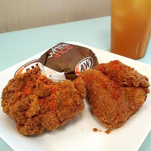 Spicy Aroma Chicken A&W