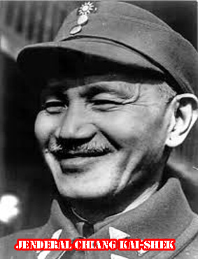 Republik china (Jenderal Chiang Kai-shek)