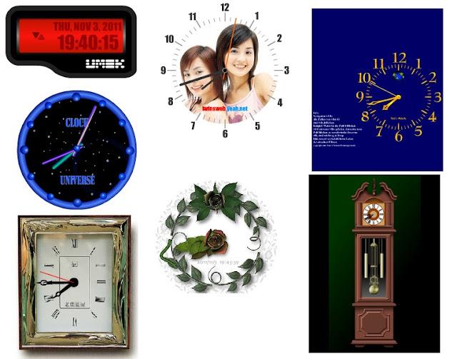 ওয়েব পেইজ এ Clock যুক্ত করুন....................