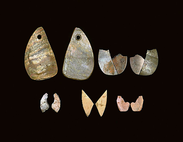 Oldest jewellery in East Asia is crafted 37,000-year-old shell