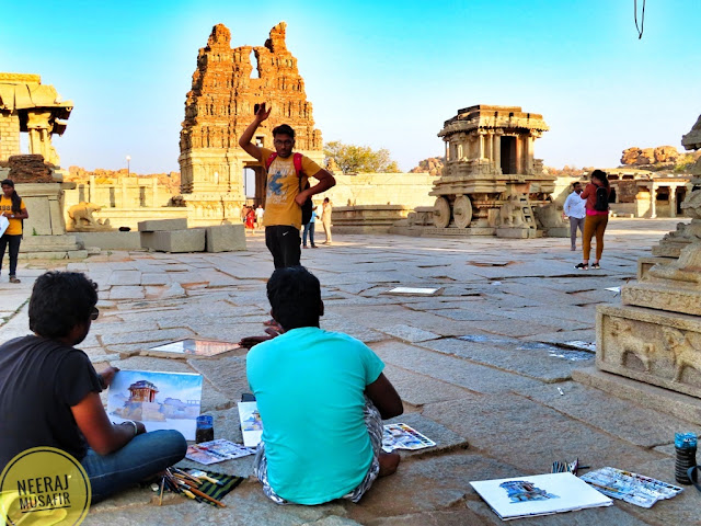 3 Days Hampi Tour Package