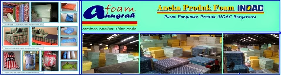 Harga Sofa Bed Inoac Cikarang Black Leather Arm Covers Kasur Busa Dan - Aneka Produk Foam