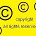 كتابة حقوق الطبع والنشر على جميع أنواع المفات الصوتية والمكتوبة دون برامج