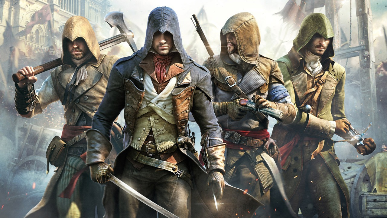 10 Karakter Assassin S Creed Terbaik Zeralist Top List Video