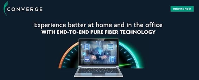 Converge ICT Fiber Internet