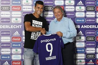 Oficial: El Anderlecht firma a Hamdi Harbaoui y Massimo Bruno
