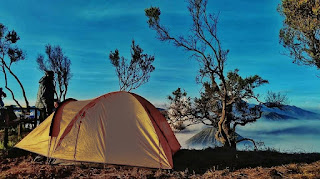 Mount Bromo Camping Ijen Crater Tour Package 4 Days 3 Night