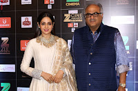Bollywood Celebrities on the Red Carpet Of Zee Cine Awards 2017 Exclusive 058.JPG