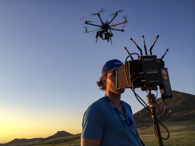 Aerial Media Production