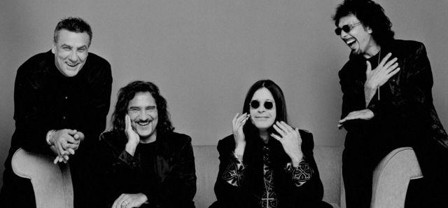 Black Sabbath Grupo Banda