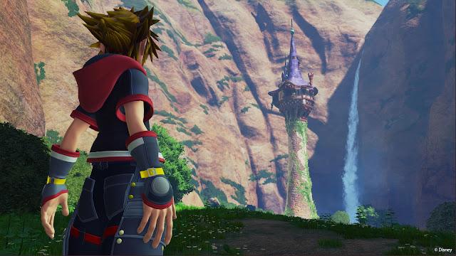 Kingdom Hearts III y Final Fantasy VII Remake todavía están lejos de lanzarse 1
