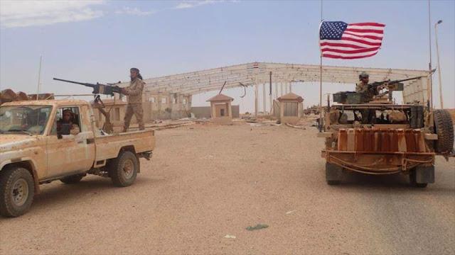 Rusia: Daesh usa base de EEUU para salvarse de Ejército sirio