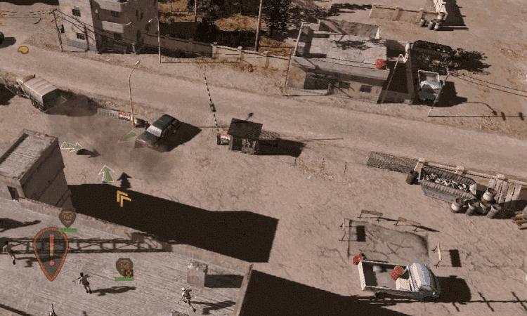 تحميل لعبة syrian warfare للكمبيوتر مضغوطه