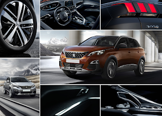 The all new Peugeot 3008 SUV now in Nigeria
