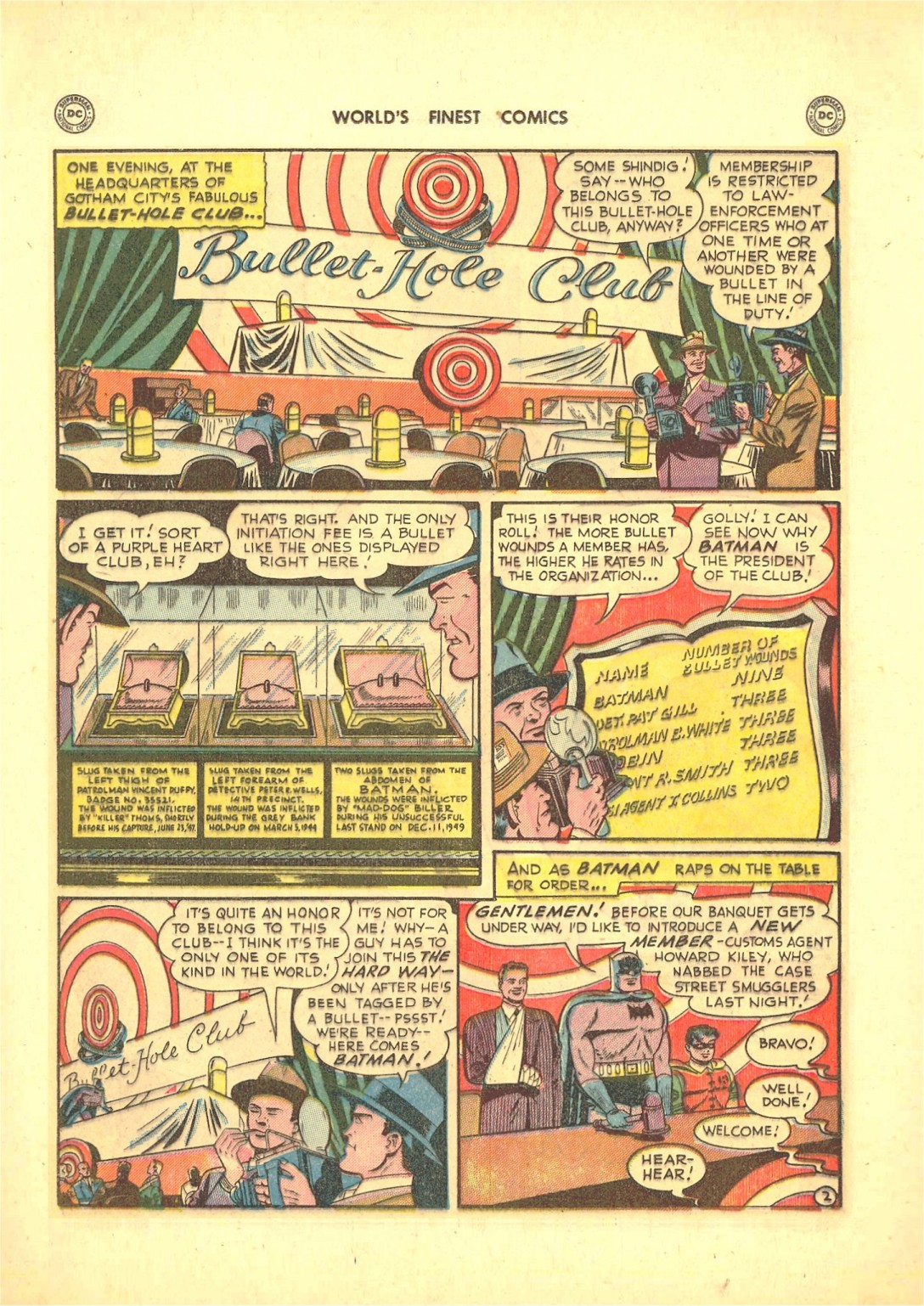Read online World's Finest Comics comic -  Issue #50 - 64