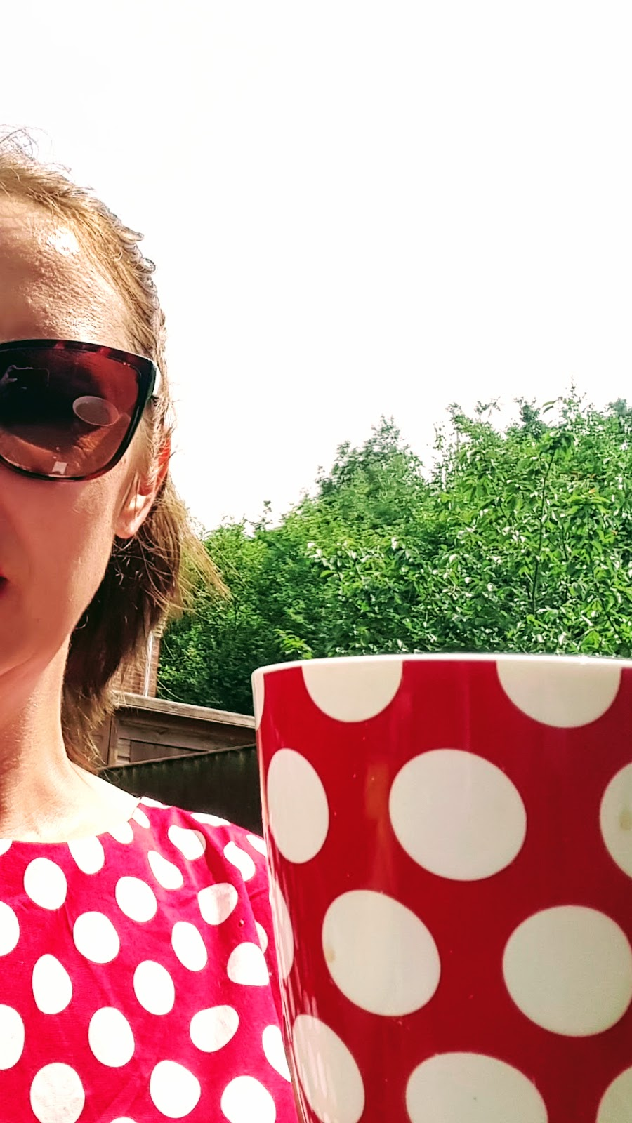 Polka Dot cup