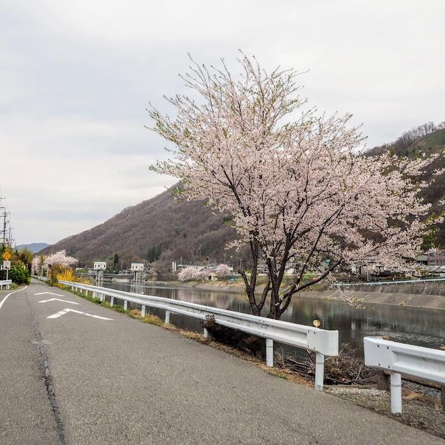 松本 奈良井川
