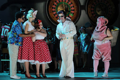 Bernstein's Candide at the Opera National de Lorraine, Nancy directed by Sam Brown