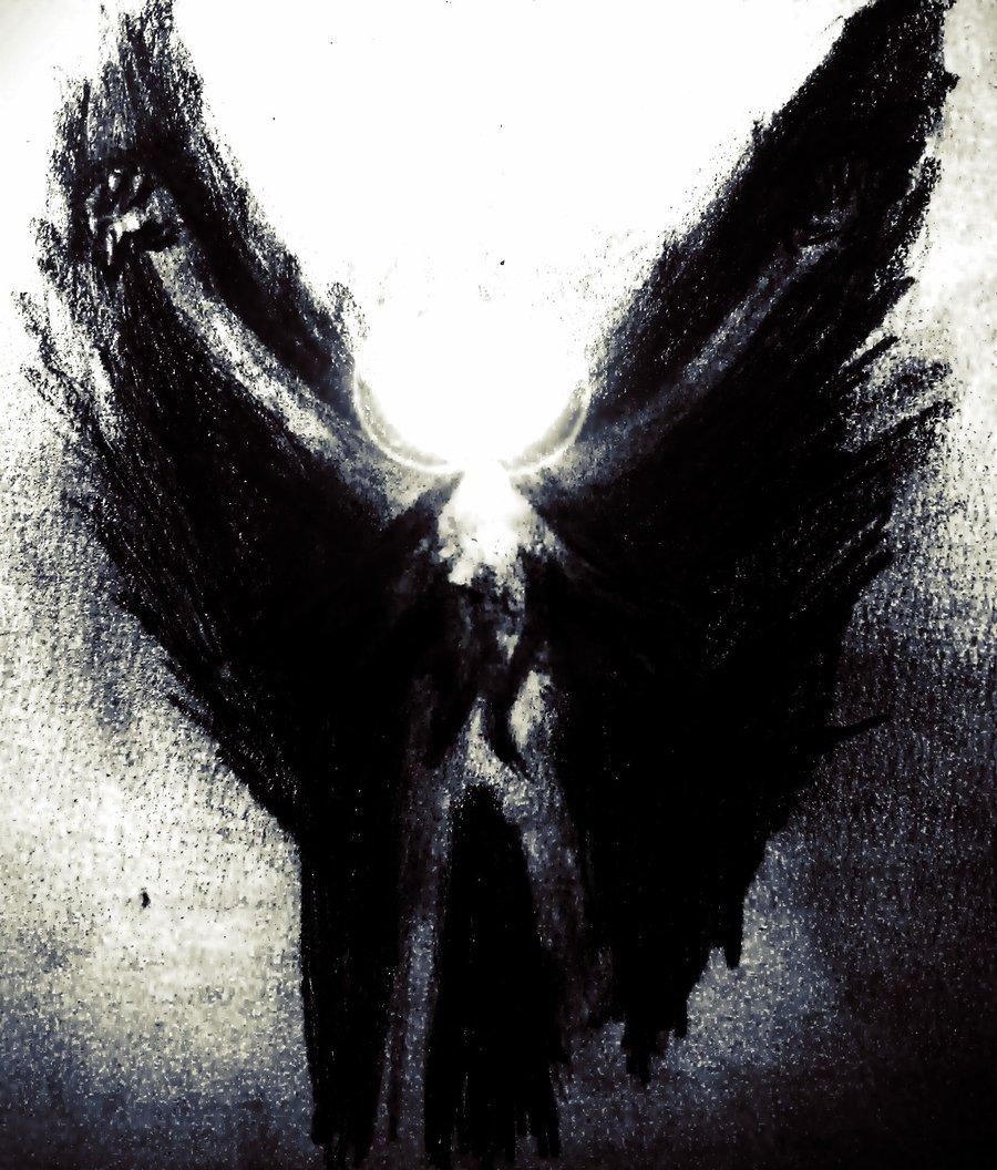 STEPHEX: Black Shadowed Wings | Poem