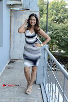 Actress Mi Rathod Spicy Stills in Short Dress at Fashion Designer So Ladies Tailor Press Meet .COM 0015.jpg