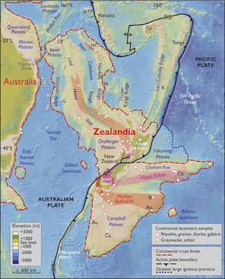 zealandia benua baru yang terletak di bawah laut