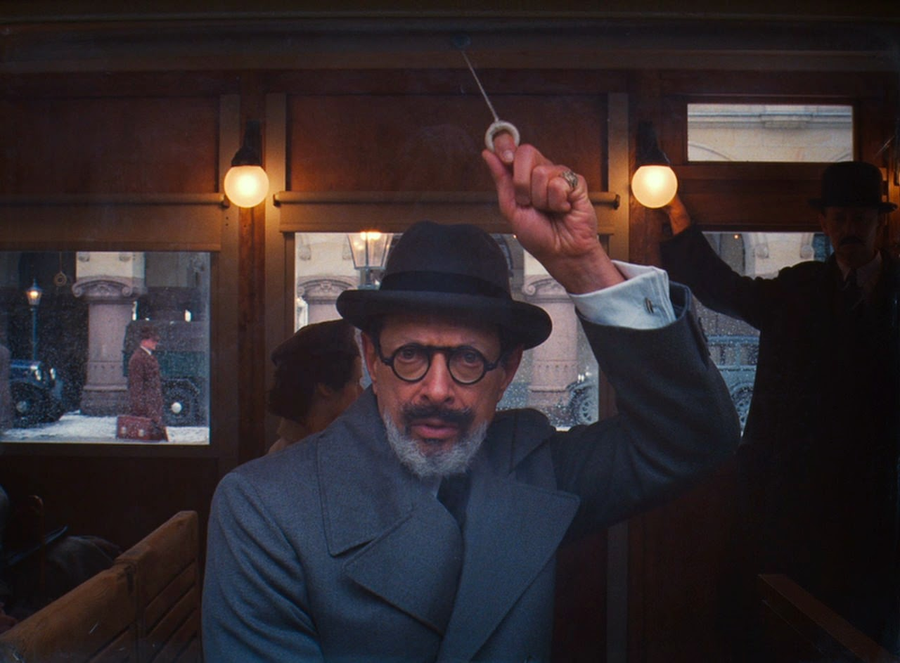 the grand budapest hotel jeff goldblum