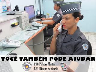 POLÍCIA MILITAR SOLICITA APOIO DA POPULAÇÃO PARA LOCALIZAR AUTOR DE CRIME BÁRBARO OCORRIDO NA ZONA RURAL DE REGISTRO-SP