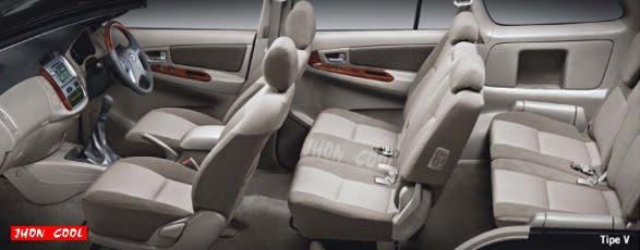 Fitur Grand New Avanza Toyota All Kijang Innova 2.0 Q A/t Venturer - Dealer Mobil
