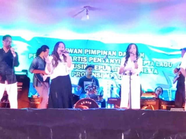 Pemkot Ambon Peringati Hari Musik Nasional 2019 di Pattimura Park