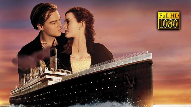 Titanic (1997) Open Matte Bluray 1080p Español Latino-Castellano-Inglés