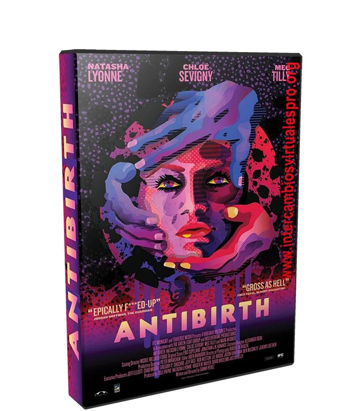 Antibirth poster box cover